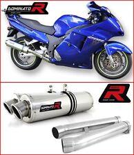 Auspuff Endtopf Schaldämpfer DOMINATOR Honda CBR 1100 XX 96-06 CB 1100 X11 + DBK