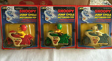 SNOOPY JUMP CICLE COLLEZIONE COMPLETA SNOOPY CHARLIE BROWN!!!!MOC