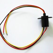 250Rpm Capsule Slip Ring 3 Wires*15A 240V for Wind Turbine Wind Power Generator