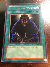 - Exile of the Wicked - TP4-008 - Rare - Promo Edition YuGiOh NM