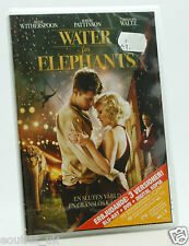 Water for Elephants DVD Region 2 NEW SEALED