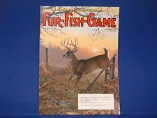 Fur-Fish-Game,October 2006,Cage Trapping Western Cats Trapping Big River Beavers