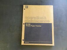 Caterpillar CAT D10N Track-Type Tractor Operation & Maintenance Manual  SEBU6018