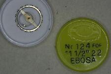 Balance complete EBOSA 22 bilanciere completo 721 NOS