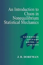 Cambridge Lecture Notes in Physics: An Introduction to Chaos in...