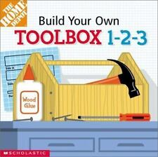 Build-You-Own Toolbox 1-2-3 (Home Depot Build-Your-Own 1-2-3) Weinberger, Kimbe