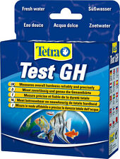 Tetra aquarium test gh, test gh (10ml) eau douce mesures globale dureté