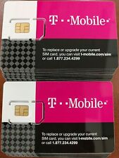 T-MOBILE PREPAID $30/M = 100 MIN + UNLIMTED TEXT + WEB. PRE-ACTIVATED. 3 IN 1
