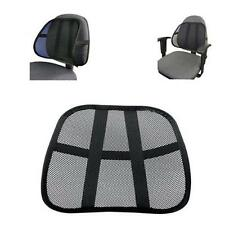 Cool & Breathable Mesh Support - Lumbar Support Cushion Seat Back Muscle Car 201