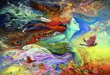 ANATOLIAN JIGSAW PUZZLE SPIRIT OF FLIGHT JOSEPHINE WALL 2000 PCS FANTASY