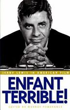 Enfant Terrible!: Jerry Lewis in American Film-ExLibrary