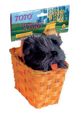 Dorothys Toto in a Basket