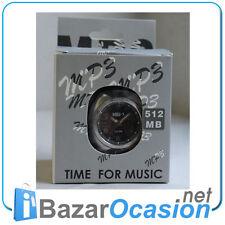 RELOJ NEUS con MP3 y Grabación de Voz 512 MB