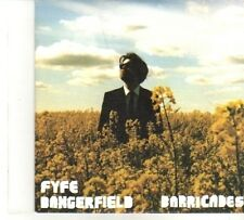 (DR145) Fyfe Dangerfield, Barricades - 2010 DJ CD