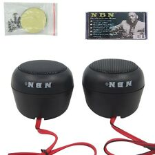 KIT DE MINI  TWEETER DE 2 X 150 W, ALTAVOCES DE AGUDOS PARA SU COCHE.