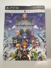 Kingdom Hearts HD II.5 Remix Limited Edition 2.5 Sony Playstation 3 PS3 -NEW-