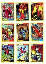 1991 Impel Marvel Universe Series # 2 Single Cards U-Pick 3 for $3.95 NM/M
