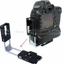 Vertical Quick Release Plate f Ball Head Canon EOS 700D 650D Camera Battery Grip