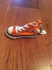 Converse Orange Key Chain Authentic Brand New With Tag Keychain Rare