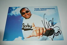 THE UNDERDOG PROJECT signed  Original Autogramm  10x15 cm SUMMER JAM