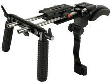 PROAIM shoulder mount chest support rig with quick release rails