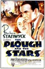 The Plough and the Stars - 1937 - Barbara Stanwyck John Ford Casey - Vintage DVD