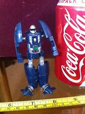Gobot Dive Dive Action Figure Original 1983 - 1984 Rare Dark Blue Navy Classic