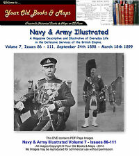 Navy and Army Illustrated VII 1898 - 1899 Volume 7 DVD