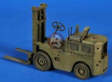 Verlinden 1/35 Forklift Truck from 1940's WWII [Resin Diorama Model kit] 2622