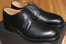 Raf Simons Black Pebbles Derby Shoes Size 42 / 9 Brand New in Box Derbies