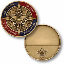 National Youth Leadership Training - BSA Challenge Coin