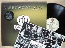Fleetwood Mac Greatest Hits + Inner ♫LISTEN♫ LP Rhiannon Dreams Don't Stop EX/NM