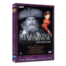 The Merry Wives of Windsor (1982) BBC Shakespeare DVD -David Hugh Jones (*new)
