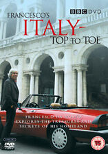 FRANCESCOS ITALY - TOP TO TOE - DVD - REGION 2 UK