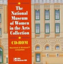 National Museum Of Women In The Arts Cd-Rom Software