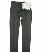 French Connection - Brown Multi Check Trousers - Size W30 *NEW WITH TAGS* RRP£90