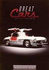 DVD Great Cars - Mercedes Benz (DVD, 2007) NEW SEALED