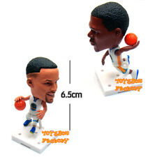 NBA Stephen Curry & Kevin Durant Golden State Warriors Figure Doll Kid Child Toy