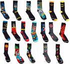 MEN'S MEN SUPER HERO SOCKS COOL UNIQUE GROOMSMEN BACHELOR WEDDING PARTY GIFTS