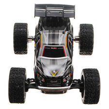 1:32 Radio Remote Control RC RTR High Speed Mini Racing Truck Car Buggy BlacK