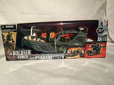 Chap Mei – Soldier Force 7 – Tiger Fish River Boat & Semi-Rigid, 2013 - Boxed