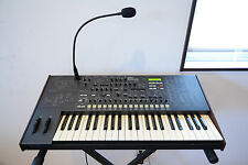 KORG MS2000B Virtual Analog Modeling Synthesizer w/ vocoder mic and gig bag
