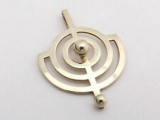 SILVER PENDANT PLANET by Willy Winnaess of Norway  Modernist