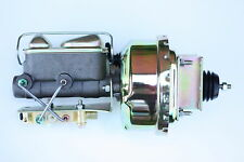 """1960-66 Ford Falcon 7"""" Power Brake Booster Ford disc/drum master cylinder 5H471"""