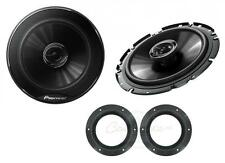 Vw transporter T5 Pioneer 17cm coaxial 2 way porte avant haut-parleur upgrade kit