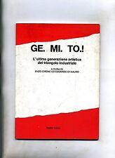 Cirone - Di Mauro # GE. MI. TO.! Generazione Artisica # Fabbri Editori 1987
