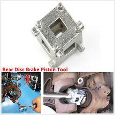 "Rear Disc Brake Piston Caliper Wind Back Cube 3/8"" Drive Tool Calliper Adaptor"