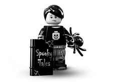 LEGO Minifigure 71013 Series 16 Spooky Boy Goth Emo - NEW and SEALED!