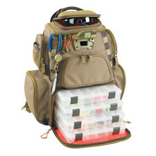 Wild River NOMAD Lighted Tackle Backpack w/4 PT3600 Trays [WT3604]