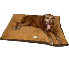 "Aeromark Extra Large Dog Mat in Brown M05HKF/ZS-XL , 47""L x 36""W x 4.5""H New"